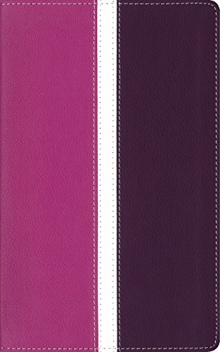 9780310443964: Amplified Holy Bible, Leathersoft, Pink/Purple: Captures the Full Meaning Behind the Original Greek and Hebrew
