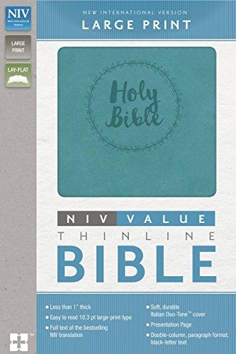 9780310444985: NIV, Value Thinline Bible