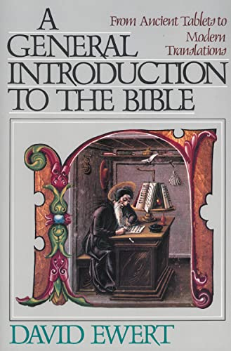 9780310453710: General Introduction to the Bible, A