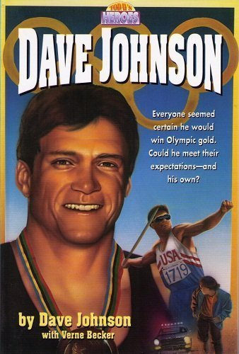 9780310461814: Dave Johnson (Today's Heroes Series)