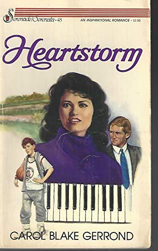 9780310476023: Heartstorn (Serenade Saga #48)