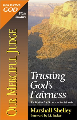 9780310483519: Our Merciful Judge: Trusting God's fairness