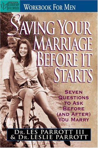 9780310487319: Saving Your Marriage Before It Starts Workbook for Men