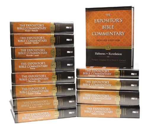 9780310491965: Expositor's Bible Commentary---Revised: 13-Volume Complete Set (Expositor's Bible Commentary, The)