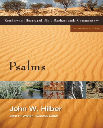 9780310492108: Psalms (Zondervan Illustrated Bible Backgrounds Commentary)