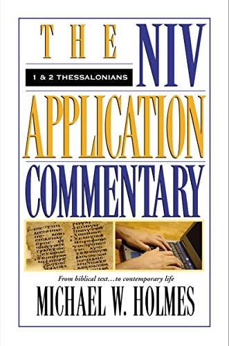 9780310493808: NIV Application Commentary 1 & 2 Thessalonians