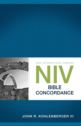 9780310494904: NIV Bible Concordance