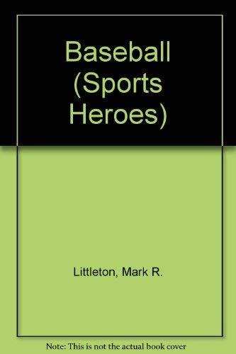 9780310495512: Baseball (Sports Heroes)