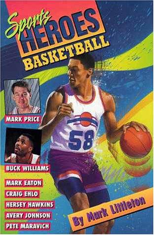 9780310495611: Basketball (Sports Heroes Series)