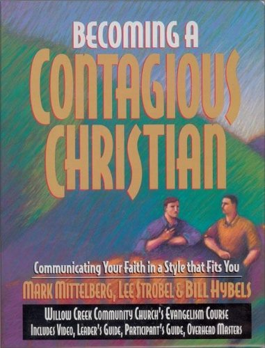 9780310501091: Becoming a Contagious Christian