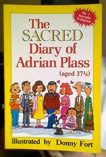 9780310512011: The Sacred Diary of Adrian Plass Aged 37 3/4