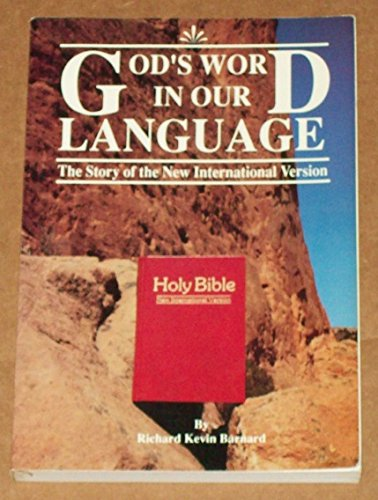 9780310514510: God's Word in Our Language: The Story of the New International Version