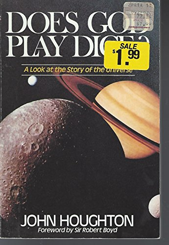 9780310515715: Does God Play Dice?: A Look at the Story of the Universe