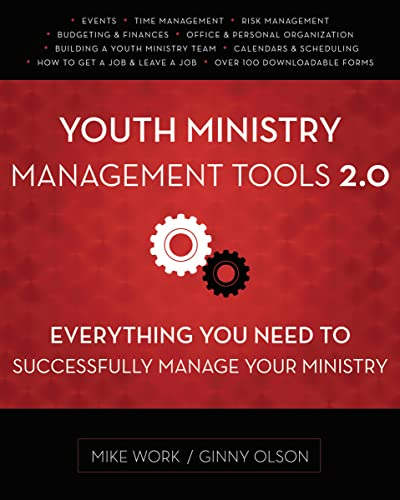 9780310516859: Youth Ministry Management Tools 2.0: Everything You Need to Successfully Manage Your Ministry