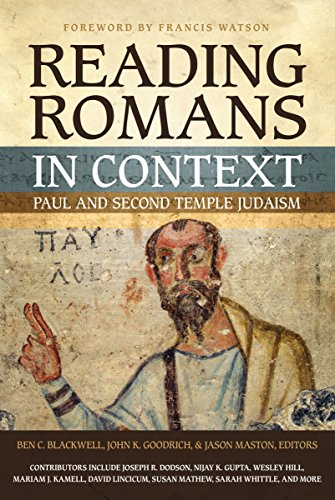 9780310517955: Reading Romans in Context: Paul and Second Temple Judaism
