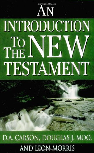 9780310519409: An Introduction to the New Testament: New Testament Studies