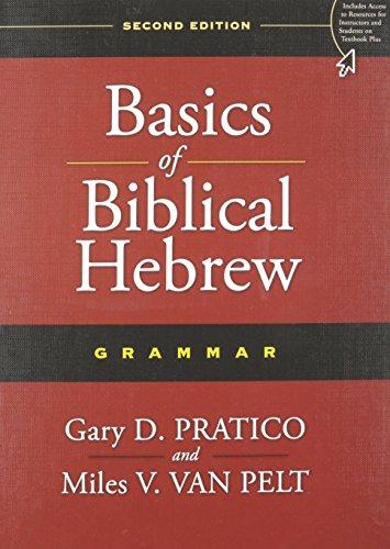 9780310520672: Basics of Biblical Hebrew Grammar: Second Edition