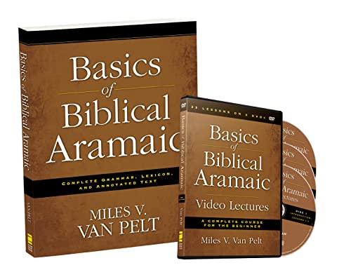 Learn Biblical Aramaic Pack: Zondervan Publishing; Van Pelt, Miles V.
