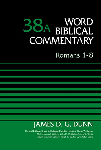 9780310521822: Romans 1-8: 38
