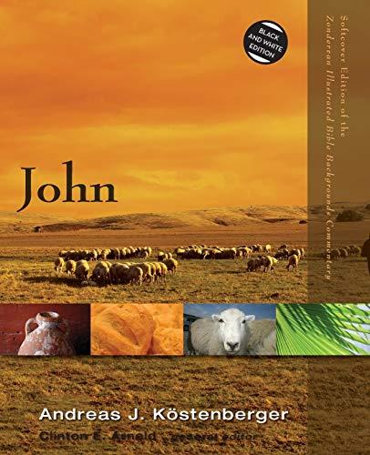 9780310522935: John (Zondervan Illustrated Bible Backgrounds Commentary)