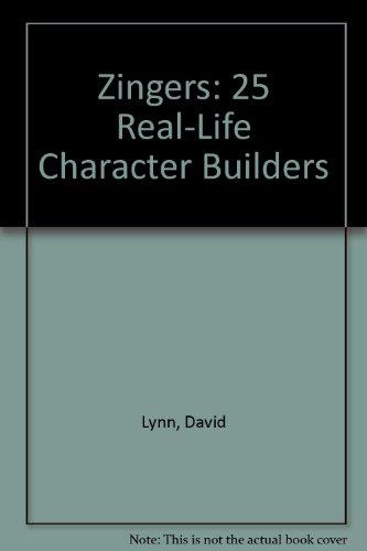 9780310525110: Zingers: 25 Real-Life Character Builders