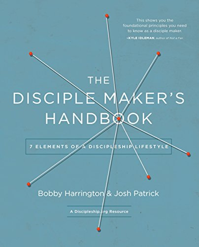 9780310525271: The Disciple Maker's Handbook: Seven Elements of a Discipleship Lifestyle