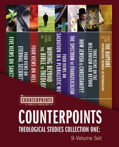 Counterpoints Theological Studies Collection One: 9-Volume Set: Resources for Understanding ...