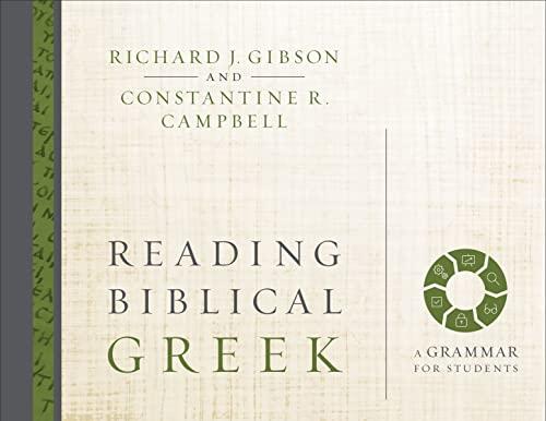 9780310527992: Reading Biblical Greek