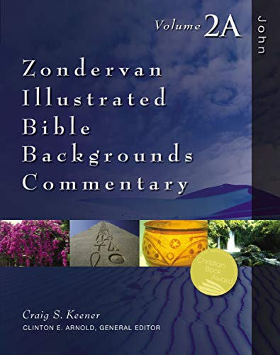 9780310528838: John (Zondervan Illustrated Bible Backgrounds Commentary)