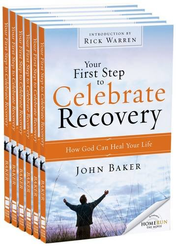 9780310529958: Your First Step to Celebrate Recovery Outreach Pack