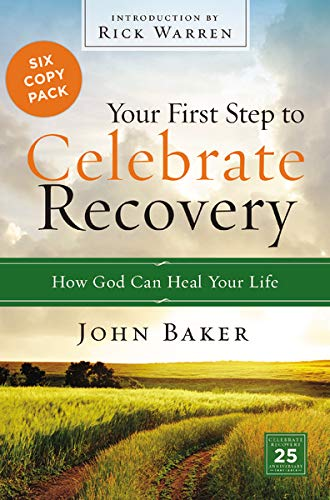 9780310531425: Your First Step to Celebrate Recovery Pack