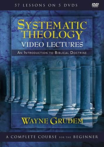 9780310531531: Systematic Theology Video Lectures: An Introduction to Biblical Doctrine [USA] [DVD]