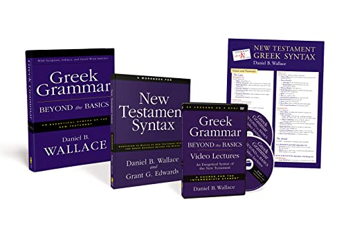 9780310536840: Greek Grammar Beyond the Basics Pack: An Exegetical Syntax of the New Testament
