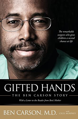 9780310546511: Gifted Hands PB: The Ben Carson Story