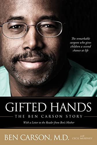 9780310546511: M.d. Ben Carson, - Gifted Hands
