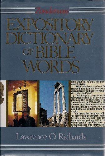 9780310572701: Zondervan Expository Dictionary of Bible Words