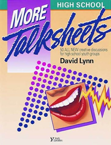 9780310574910: More High School TalkSheets
