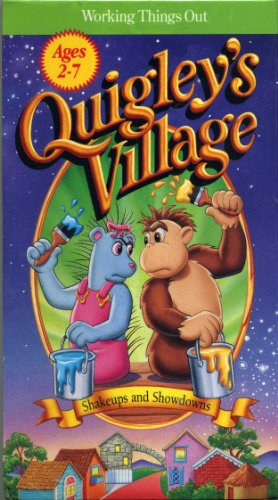 9780310583295: Quigley's Village: Shakeups and Showdowns [VHS]