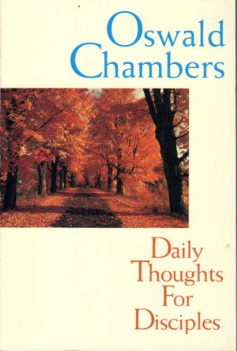 9780310584810: Daily Thoughts for Disciples