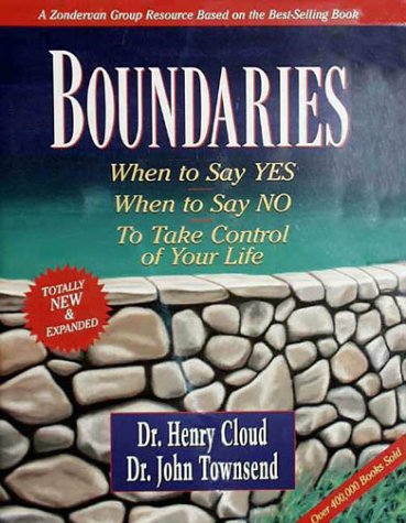 9780310585992: Boundaries (Video Sessions) [VHS]