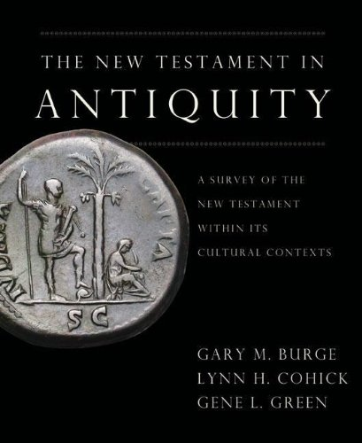 9780310590613: The New Testament in Antiquity: A Survey of the New Testament Within Its Cultural Context