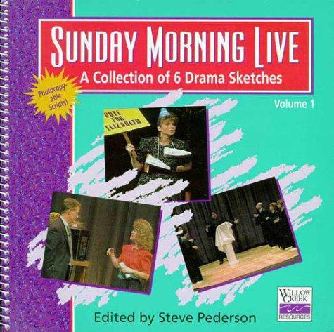 9780310592211: Sunday Morning Live
