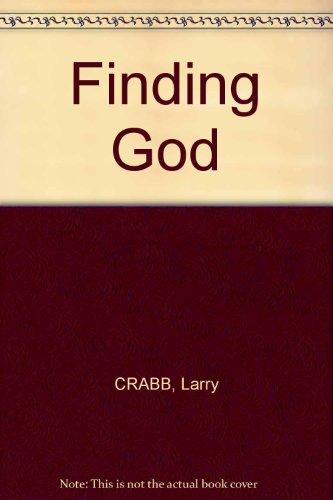 9780310594321: Finding God