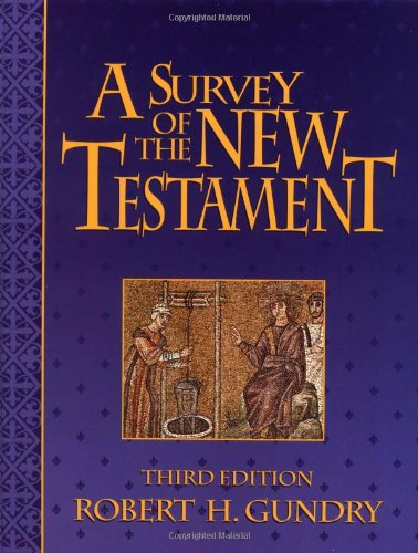 9780310595502: A Survey of the New Testament