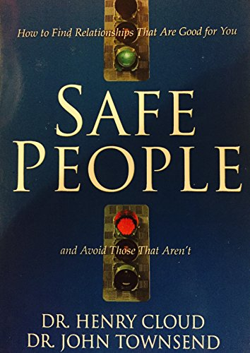 9780310595694: Safe People