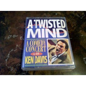 9780310599081: A Twisted Mind: A Comedy Concert with Ken Davis