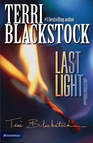 9780310601722: Last Light: A Restoration Novel