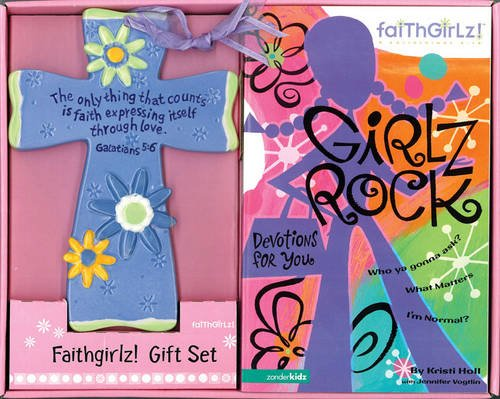 9780310601746: Faithgirlz Gift Set