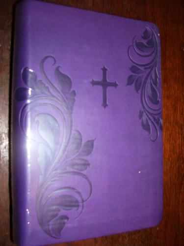 9780310601852: NIV Compact Bible - Purple (complete Bible, small lettering)