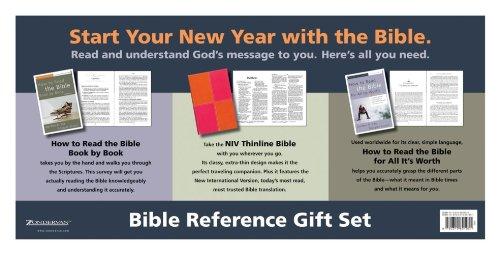 9780310601951: Bible Reference Gift Set 1 Gm